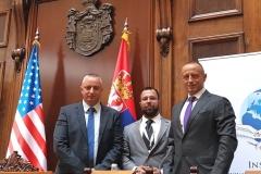 народна скупштина Републике Србије организовала је конференцију о Америчко Српским Односима